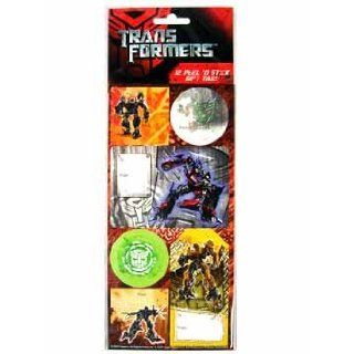 Transformers Christmas Peel & Stick Gift Tags Case Pack 50