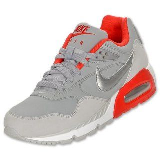 Air Max Correlate Leather Shoe, Wolf Grey/Challenge Red/Silver Shoes