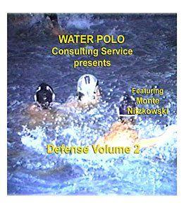 Monte Water Polo Defense (Volume 2 Drills) DVD Water Polo