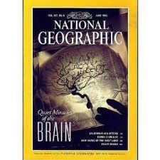 Vol. 187, No. 6, National Geographic Magazine, June 1995
