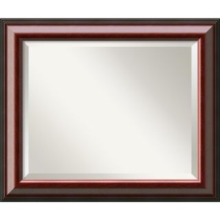 mahogany wall mirror compare $ 114 00 sale $ 100 79 save 12 % 3 7 3