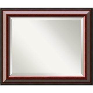 mahogany wall mirror compare $ 114 00 sale $ 100 79 save 12 % 3 7 3
