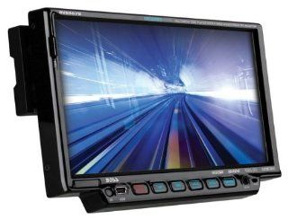 Boss Bv8967b Car Stereo 7 Touchscreen Single Din Dvd Cd