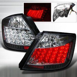 SCION TC LED TAIL LIGHTS BLACK    Automotive