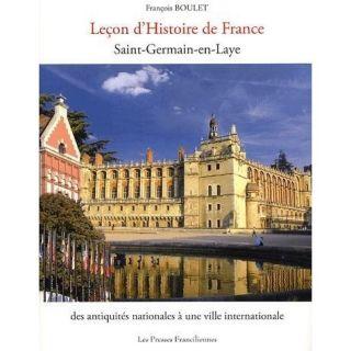 HISTOIRE GEO   ACTUS LECON DHISTOIRE DE FRANCE ; SAINT GERMAIN EN