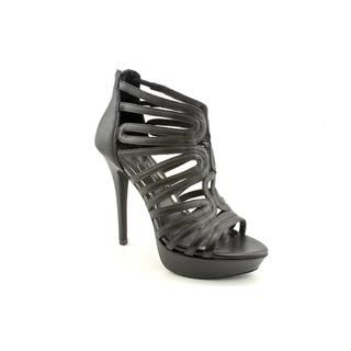 Jessica Simpson Womens Barbara Leather Sandals
