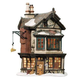 Department 56 Dickens Village Ebenezer Scrooges House
