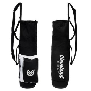 Cleveland Juniors Black/ White Golf Bag