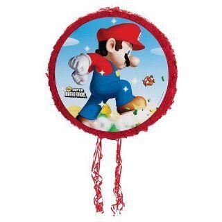Super Mario Bros. 18 Pull String Pinata