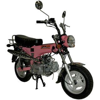 DAX 125cc rose KOR   Achat / Vente MOTO DAX 125cc rose KOR