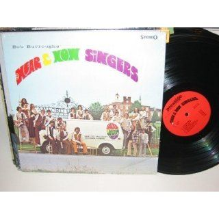 HEAR & NOW SINGERS 12 LP Prestige PP72 192