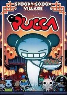 Pucca Spooky Sooga Village Pucca, n/a Movies & TV