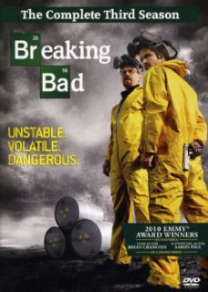 Breaking Bad The Complete Third Season (DVD) Today $18.34 4.9 (8