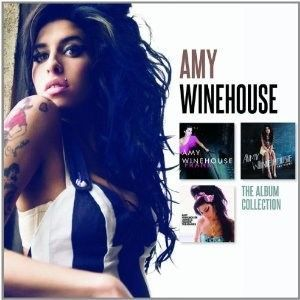 AMY WINEHOUSE   The Album Collection   Achat CD POP ROCK pas cher