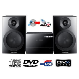 SAMSUNG MM E330D Micro chaîne CD/DVD   Achat / Vente CHAINE HI FI