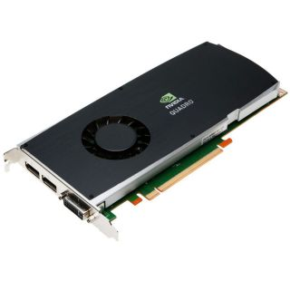 Nvidia Quadro FX3800 256bit 1GB GDDR3 PCI Express 2.0 Graphics Card