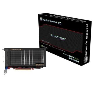 Gainward GTX560 Ti 2Go Phantom   Achat / Vente CARTE GRAPHIQUE