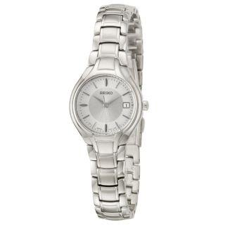 Seiko Womens Bracelet Stainless Steel Quartz Watch