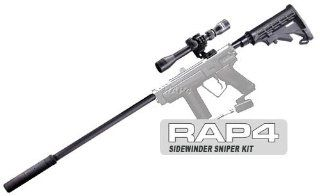 Spyder MR2 Sidewinder Sniper Paintball Gun Kit   paintball