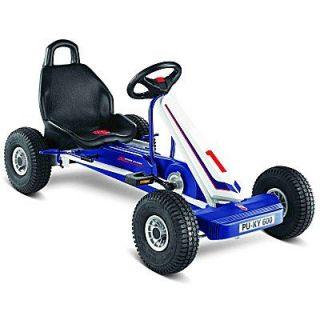 PUKY   Kart à pédales   F600L Blanc  Go Karts La nouvelle saison de