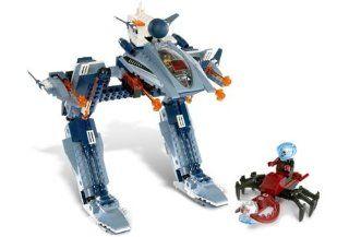 LEGO Alpha Team: Blizzard Blaster: Toys & Games