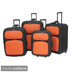 Express Collection 4 piece Luggage Set Today $119.99