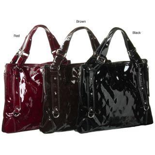Adrienne Vittadini Robertson Embossed Handbag