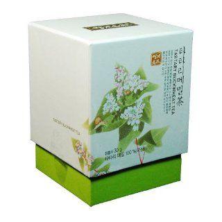Korean Ssangkye Tartary Buckwheat Tea   12 Teabags