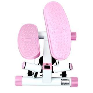 Sunny Pink Adjustable Twist Stepper