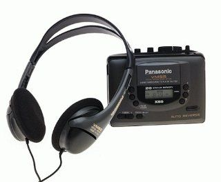 Panasonic RQ V197 Portable Radio/Cassette Player MP3