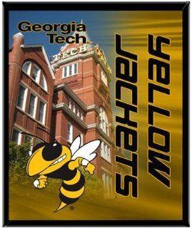 Georgia Tech Yellow Jackets NCAA Basketball 8 X 10