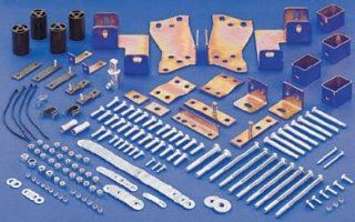 Performance Accessories 10012 Suspension Body Lift Kit
