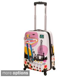 Carry on Luggage MSRP $130.00 Today $89.99 Off MSRP 31%