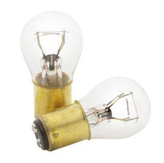 PARTSMART SMR198 Bulb, Miniature, S8 DC Index 12V 32/3CP (Pack of 10
