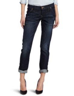 True Religion Womens Brianna Workwear Boyfriend Jean