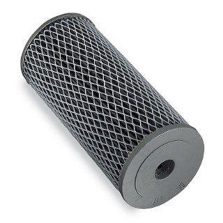 Filter cartridge, Big Blue, 20, pleated carbon, 10 micron