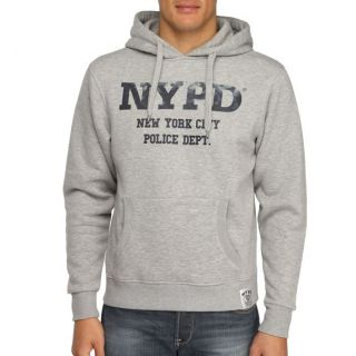 NYPD Sweat Homme Gris   Achat / Vente SWEATSHIRT NYPD Sweat Homme