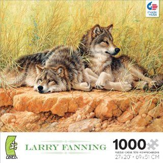 Larry Fanning End of Summer 1000 Piece Jigsaw Puzzle Toys
