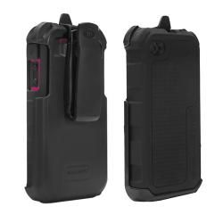 Ballistic Apple iPhone 4/ 4S Black/ Hot Pink Hard Core Case