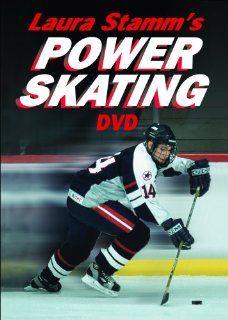 Laura Stamms Power Skating DVD Laura Stamm, Doug Brown