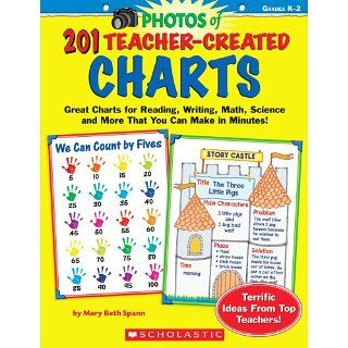 201 Teacher Created Charts: Easy to Make, Classroom Tested Charts That