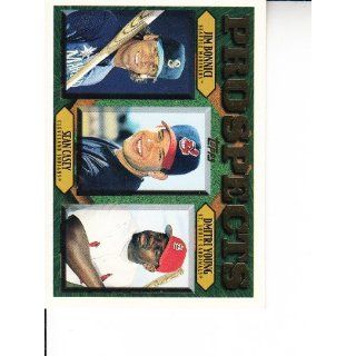 1997 Topps #202 Sean Casey Baseball: Everything Else