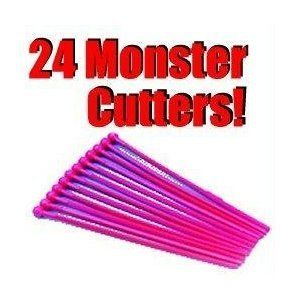 Weed Thrasher Refills  Monster Cutters (24 Cutters