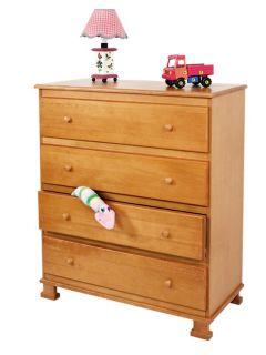 DaVinci Parker 4 drawer Dresser