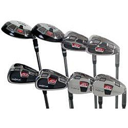 Wilson Mens Profile Hybrid Golf Set and Bag