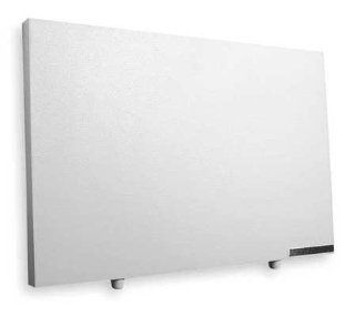 QMARK 202slb Electric Flat Panel Heater,Radiant,120V Home