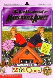 The Case of the 202 Clues (The New Adventures of Mary Kate