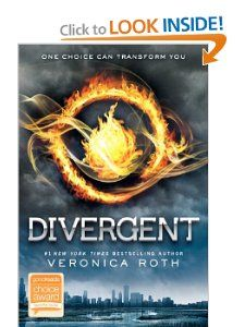 Divergent Veronica Roth 9780062024039 Books