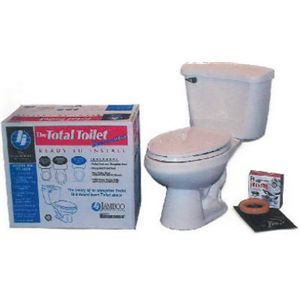 Jameco International Llc TT3000 White Spacemiser Toilet
