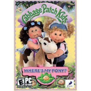 PC   Cabbage Patch Kids Wheres My Pony